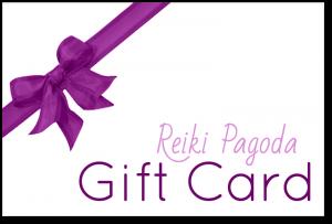 Reiki Gift Cards