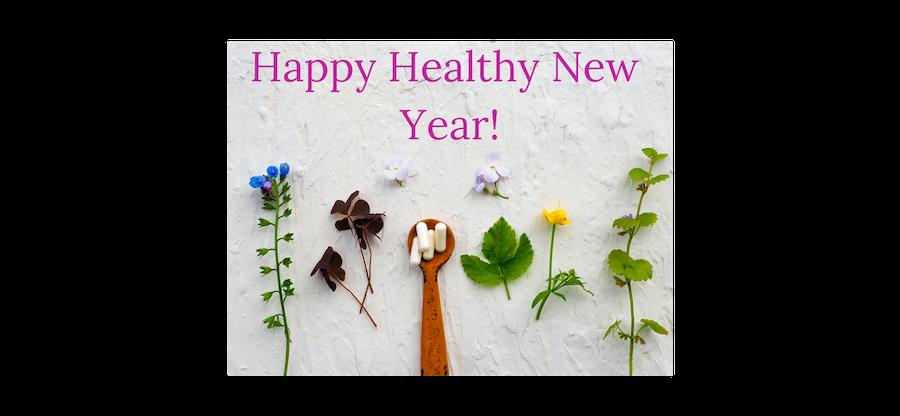 HappyHealthy New Year!