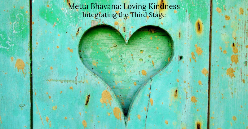 Metta Bhavana: Extending Loving Kindness to an Acquaintance ~ Stage 3